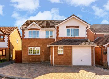 4 bed detached house for sale in Avocet Close, Covingham, Swindon, Wiltshire SN3