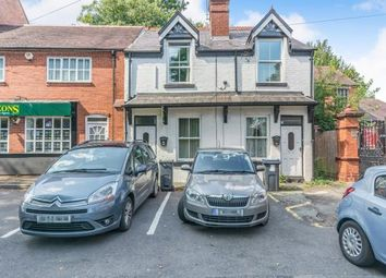 2 bed terraced house for sale in The Green, Kings Norton, Birmingham, West Midlands B38
