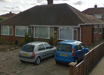 Thumbnail 2 bedroom semi-detached bungalow for sale in Aylton Drive, Middlesbrough, North Yorkshire