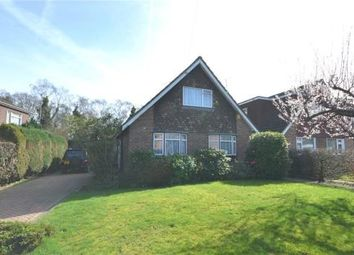 Thumbnail 4 bed detached house for sale in Frogmore Park Drive, Blackwater, Camberley