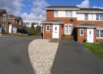 Thumbnail 3 bed end terrace house to rent in Youghal Close, Pontprennau, Cardiff
