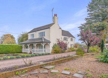 Thumbnail 5 bedroom detached house for sale in Sutton Road, Leverington, Wisbech