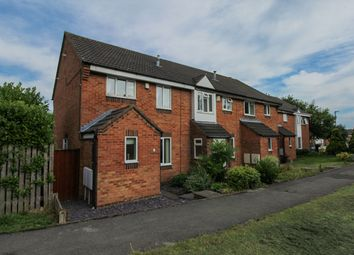 Thumbnail 3 bed end terrace house for sale in Brushfield Road, Chesterfield