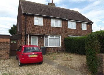 Thumbnail 3 bed semi-detached house for sale in Stratton Way, Biggleswade, Bedfordshire