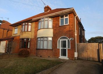 Thumbnail 4 bedroom semi-detached house for sale in Roy Avenue, Ipswich
