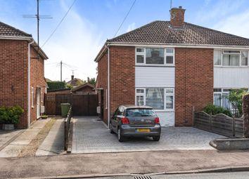 Thumbnail Semi-detached house for sale in Canterbury Walk, Cheltenham