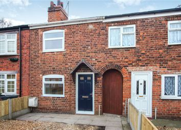 Thumbnail 1 bed terraced house for sale in Middlewich Road, Northwich, Cheshire