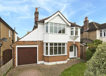 Thumbnail 4 bed detached house to rent in Ember Farm Way, East Molesey, Surrey