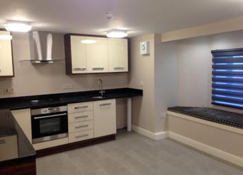 Thumbnail 3 bed flat to rent in Dickenson Road, Manchester