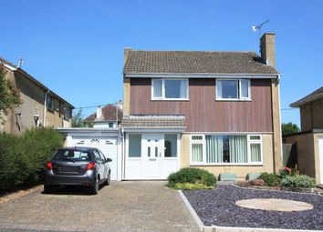Thumbnail 3 bed detached house for sale in Wrde Hill, Highworth, Swindon