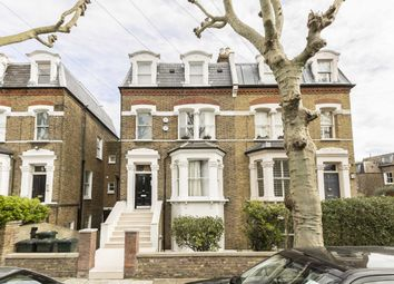 Thumbnail 3 bed flat to rent in Dorncliffe Road, London