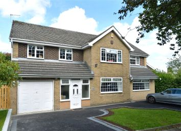 Thumbnail 5 bedroom detached house for sale in Yew Tree Avenue, Bradford, West Yorkshire
