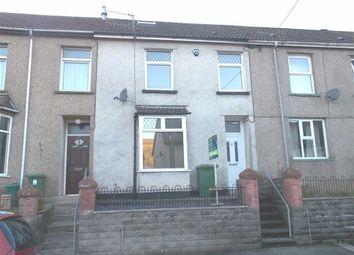 Thumbnail 4 bed terraced house for sale in Thompson Villas, Ynysybwl, Pontypridd