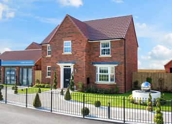 "Thumbnail 4 bedroom detached house for sale in ""Mitchell"" at Barnsley Road, Flockton, Wakefield"