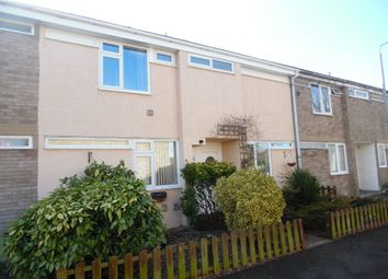 Thumbnail 3 bed terraced house to rent in St. Johns Close, Mildenhall, Bury St. Edmunds