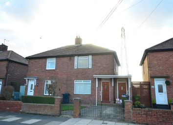 Thumbnail 2 bedroom semi-detached house for sale in West Drive, Cleadon, Sunderland