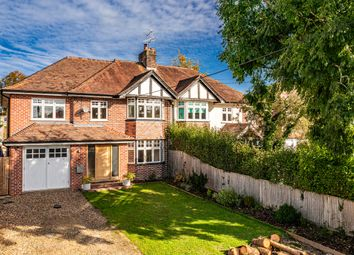 Thumbnail 5 bed semi-detached house for sale in 45 Springhill Road, Goring On Thames
