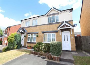 Thumbnail 2 bed semi-detached house for sale in St. Catherines Close, Dudley