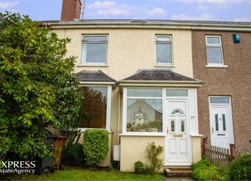 Thumbnail 4 bed terraced house for sale in Stentiford Hill, Kingsbridge, Devon