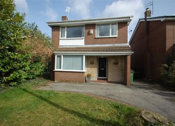 Thumbnail 3 bed detached house for sale in Newquay Drive, Bramhall, Stockport