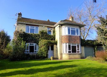 Thumbnail 3 bedroom country house for sale in Burrettgate Road, Walsoken, Norfolk