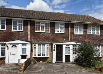 Thumbnail 3 bedroom terraced house for sale in Sims Close, Romford