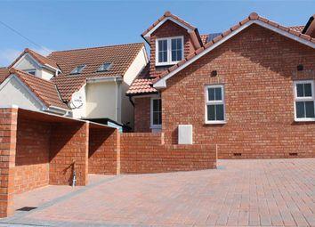 Thumbnail 2 bedroom semi-detached house for sale in Corston Walk, Shirehampton, Bristol