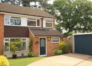 Thumbnail 4 bed semi-detached house for sale in Lodge Way, Windsor
