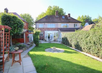 Thumbnail 3 bed semi-detached house for sale in Walton Road, Walton, Chesterfield