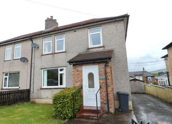 Thumbnail 3 bed semi-detached house for sale in Tower View, Egremont, Cumbria