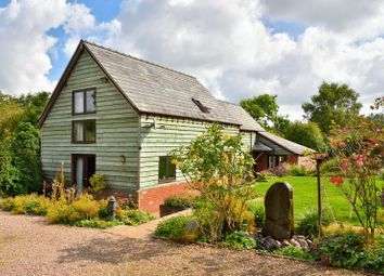 Thumbnail 4 bed barn conversion for sale in Bodenham, Hereford