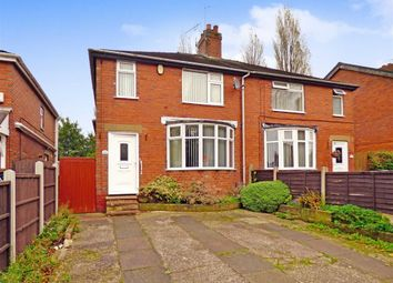 Thumbnail 3 bedroom semi-detached house for sale in Belgrave Road, Longton, Stoke-On-Trent
