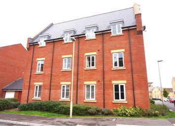 Thumbnail 2 bed flat for sale in 1 Lasborough Drive, Tuffley, Gloucester