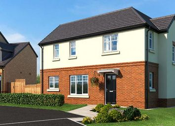 "Thumbnail 3 bedroom property for sale in ""The Bergman At Cottonfields "" at Gibfield Park Avenue, Atherton, Manchester"