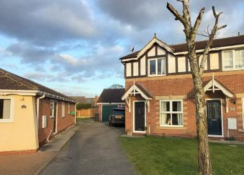 Thumbnail 3 bed semi-detached house for sale in Lime Close, North Duffield