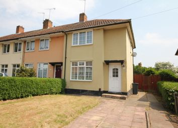 Thumbnail 2 bed end terrace house to rent in Milcote Road, Weoley Castle