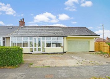 Thumbnail 3 bed semi-detached bungalow for sale in Lambwath Lane, New Ellerby, East Yorkshire