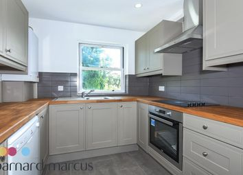 Thumbnail 3 bed flat to rent in Bellevue Road, London