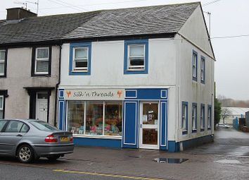 Thumbnail Retail premises to let in Main Street, Egremont