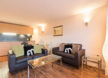 Thumbnail 1 bed flat to rent in Brindley House, Newhall Street