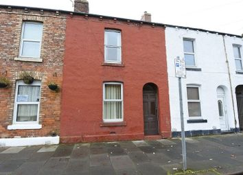 Thumbnail 1 bed terraced house for sale in Fusehill Street, Carlisle