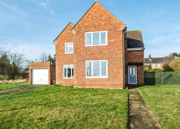Thumbnail 3 bed detached house for sale in Chichester Road, Binbrook, Market Rasen