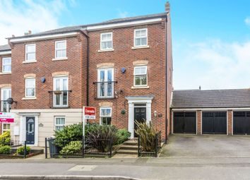 Thumbnail 4 bed end terrace house for sale in Ross, Rowley Regis