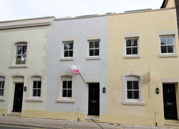 Thumbnail 2 bedroom town house for sale in Eldon Street, Southsea