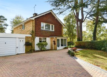 Thumbnail 3 bed detached house for sale in Hocombe Wood Road, Parish Of Ampfield, Hampshire