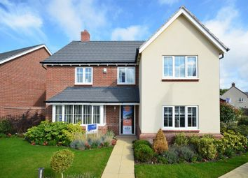 Thumbnail 5 bed detached house for sale in Sancerre Grange, Stafford Road, Stafford