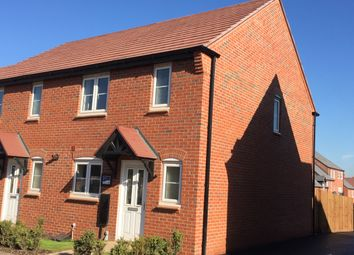 Thumbnail 3 bedroom terraced house to rent in Blockley Road, Hadley, Telford, Shropshire