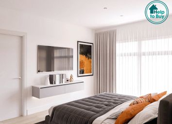 Thumbnail 1 bed flat for sale in Hertfordshire House, Bricket Road, St Albans