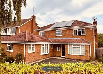 Thumbnail 4 bed detached house to rent in Clare Crescent, Towcester