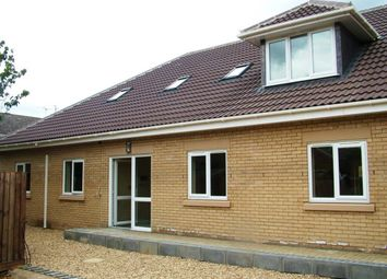 Thumbnail 1 bed flat to rent in Renson Close, Peterborough